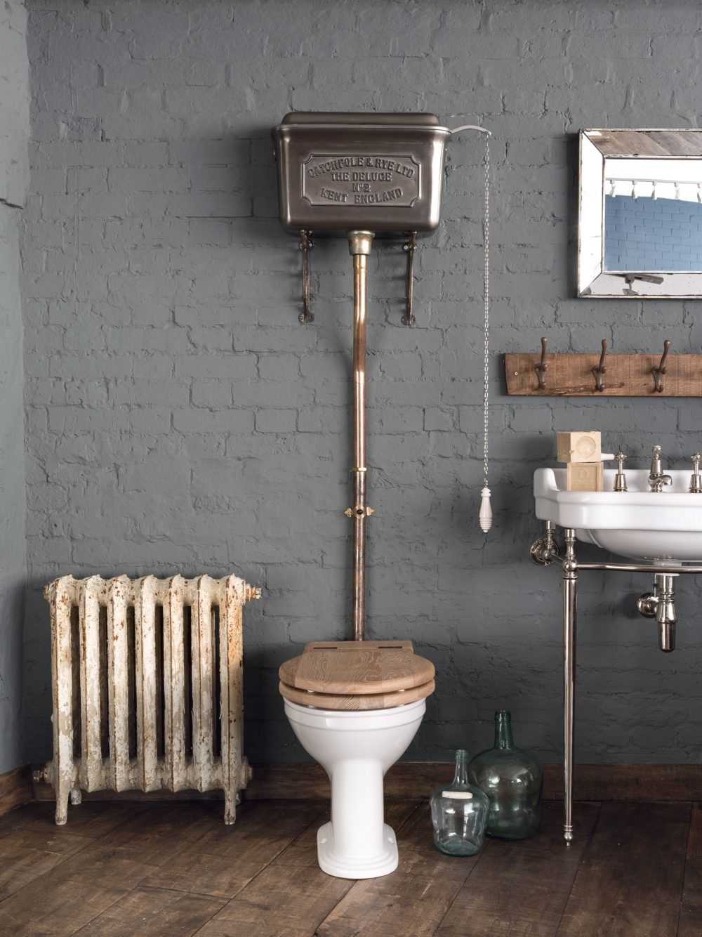 Cistern In Basement