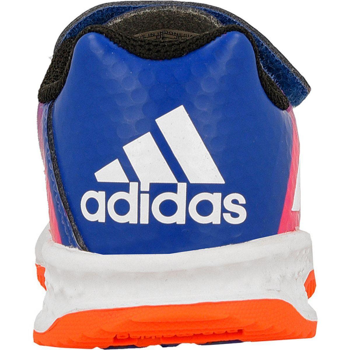 Buty Adidas Rapida Turf Messi Kids Bb0235 Niebieskie Sports Shoes Adidas Blue Shoes Adidas