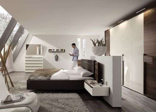 Smooth But Im Not Feeling The Bed In The Middle Of The Room Master Bedroom Wardrobe Designs Wardrobe Design Bedroom Bed In Middle Of Room