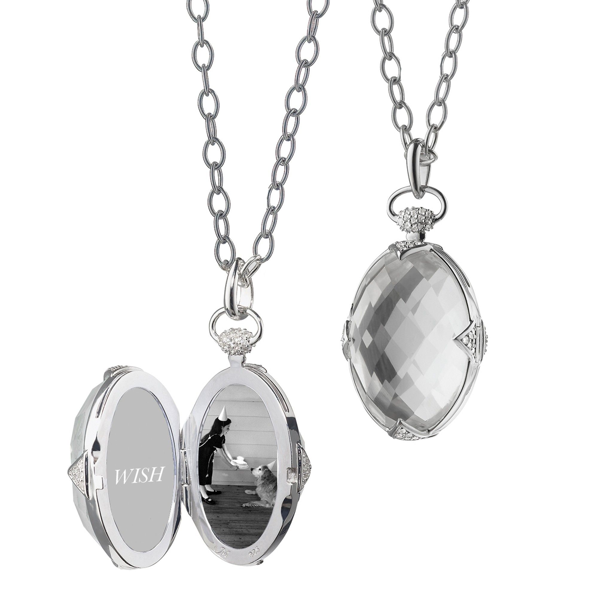 lockets diamonds mv sapphire hover white heart necklace ct zoom tw kaystore gold en to zm kay