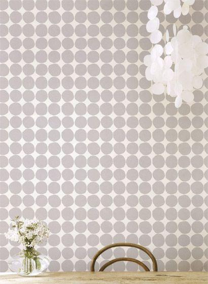 Marimekko wallpaper pienet kivet