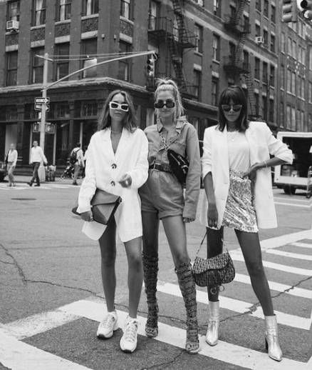 36 ideas for fashion photography black and white street chic