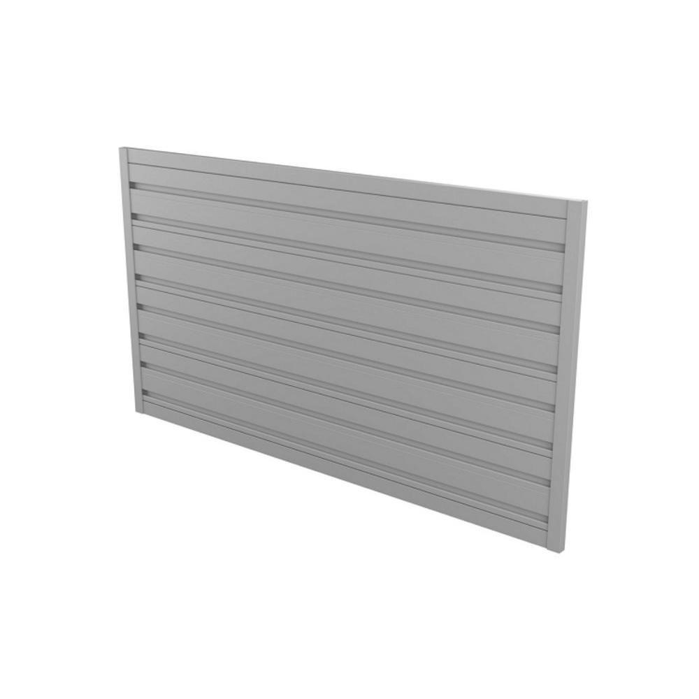 Norsk Slatwall Panel Kit 4 Piece Nsnw4pp Slat Wall Paneling