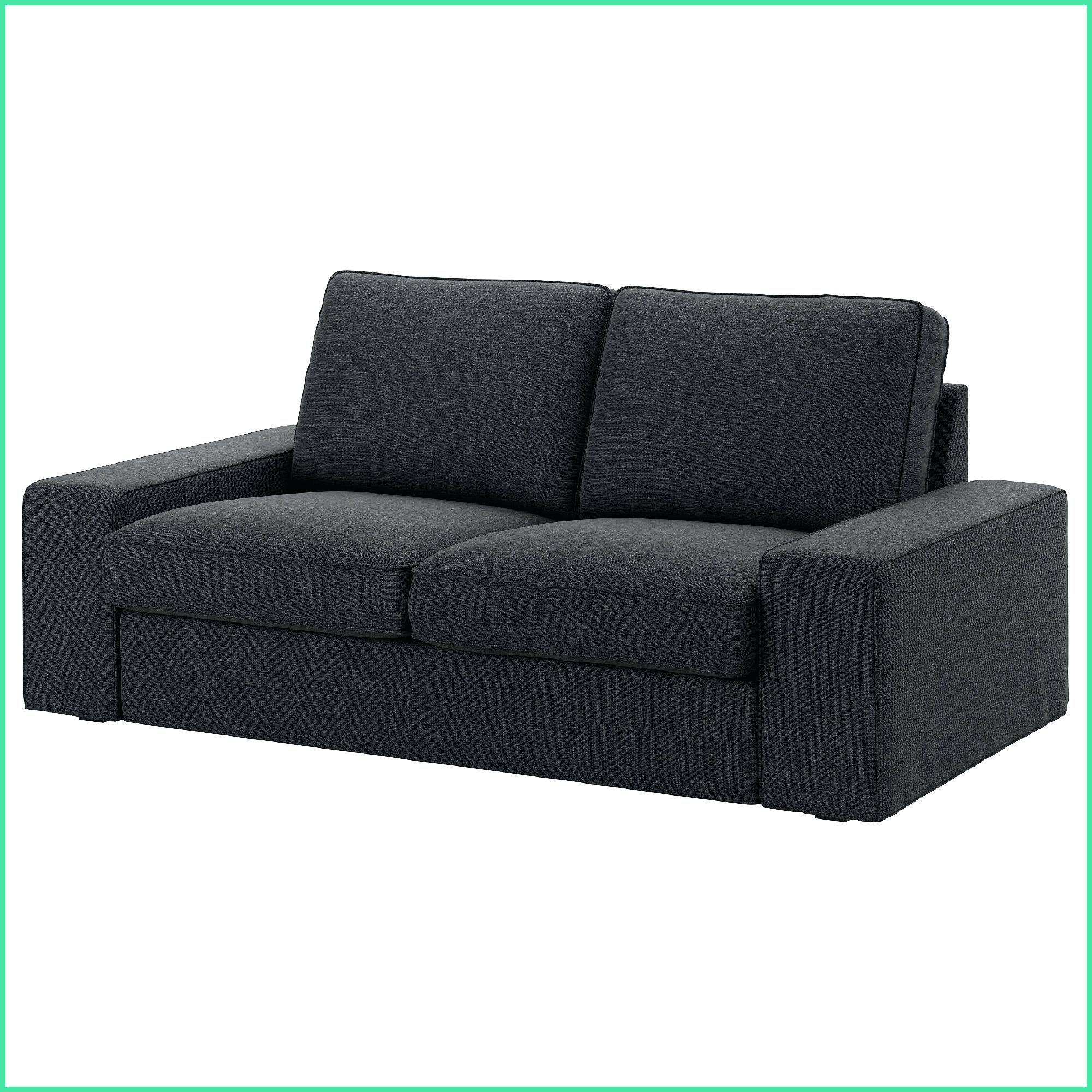 2 Er Schlafsofa Ikea Ektorp 2er Sofa Bezug Mit Bettkasten