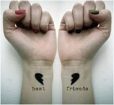 awesome Friend Tattoos - Kapcsolódó kép...