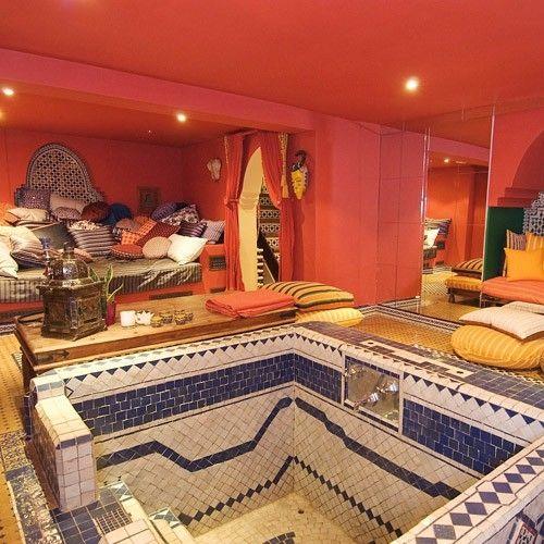 My Moroccan Fantasy Bedroomtubpool By NurseKat Morrocan And - Fantasy bedrooms