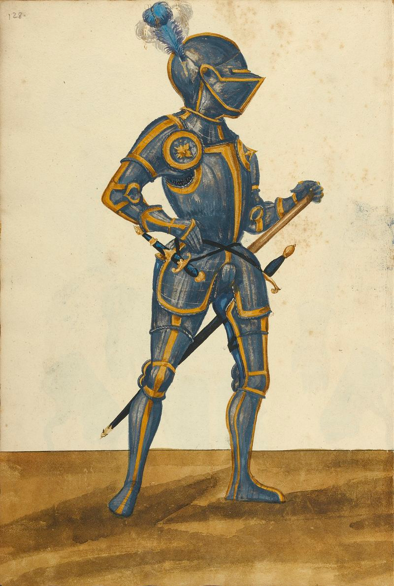 Ms Ludwig Xv 14 64v In 2020 Medieval Armor Ancient Warriors 2d Art