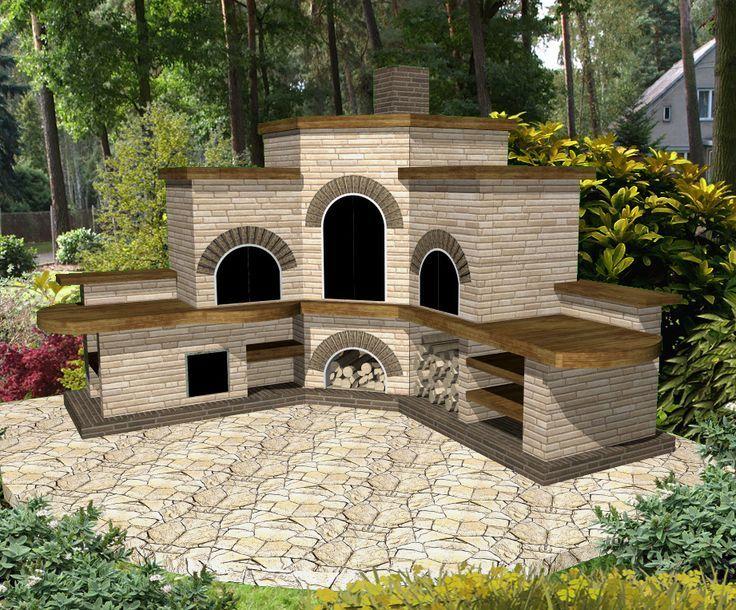Wedzarnia Piec Chlebowy Grill Projekty 4450035120 Allegro Pl Wiecej Niz Aukcje Fonster Sprojs Fonster