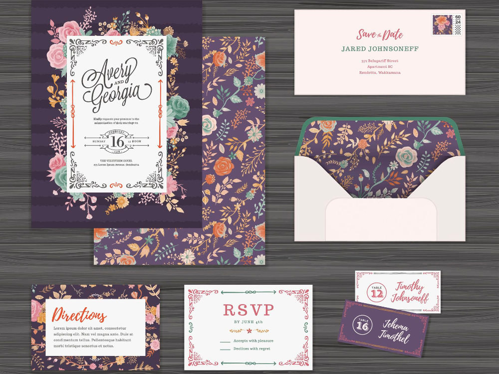Which Name Goes First On Wedding Invitation Lovely Basic Information Every Wedding Invitation Should Have Di 2020