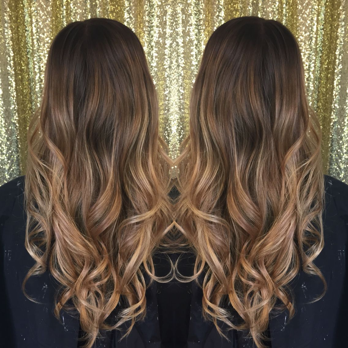 Balayage hair- brunette to blonde | Hair and Makeup | Hair ...