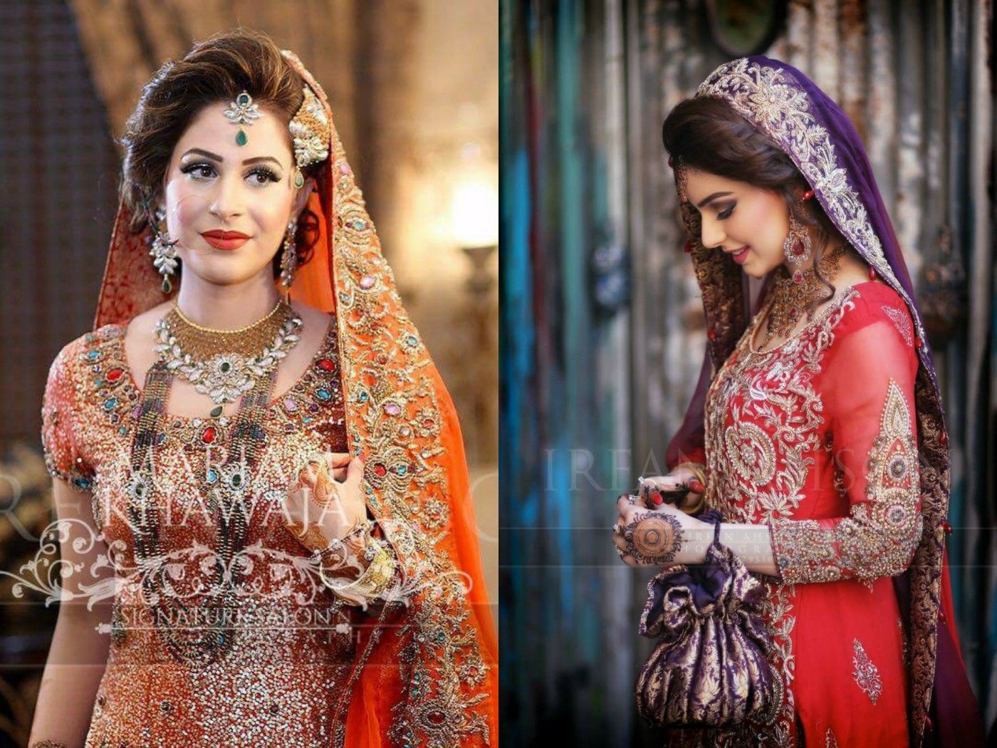 Irfan ahson travels for wedding photography - Makeup By Mariam Khawaja And Photography By Irfan Ahson