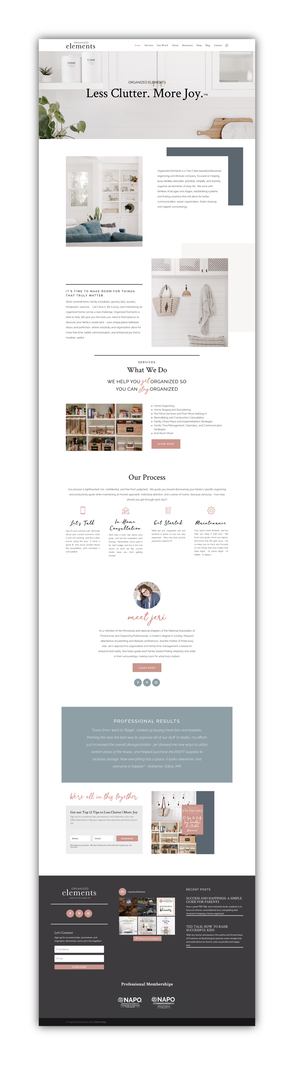 Website Design Inspiration For Service Based Businesses Entrepreneurs And Small Businesses In 2020 Wordpress Website Design Website Design Website Design Inspiration
