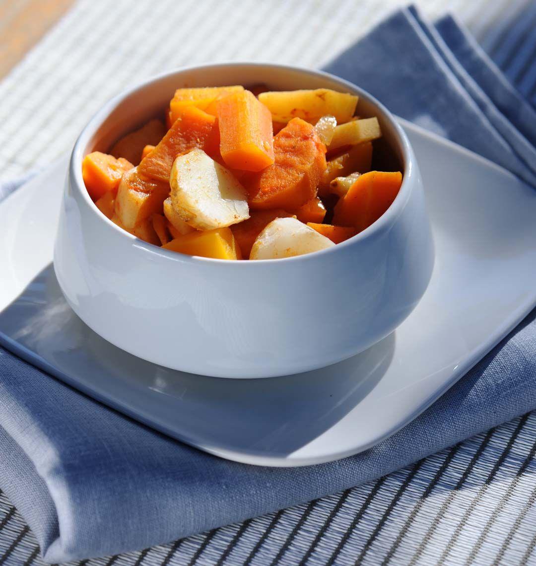 Tajine de légumes d\u0027hiver , les meilleures recettes de cuisine d\u0027Ôdélices