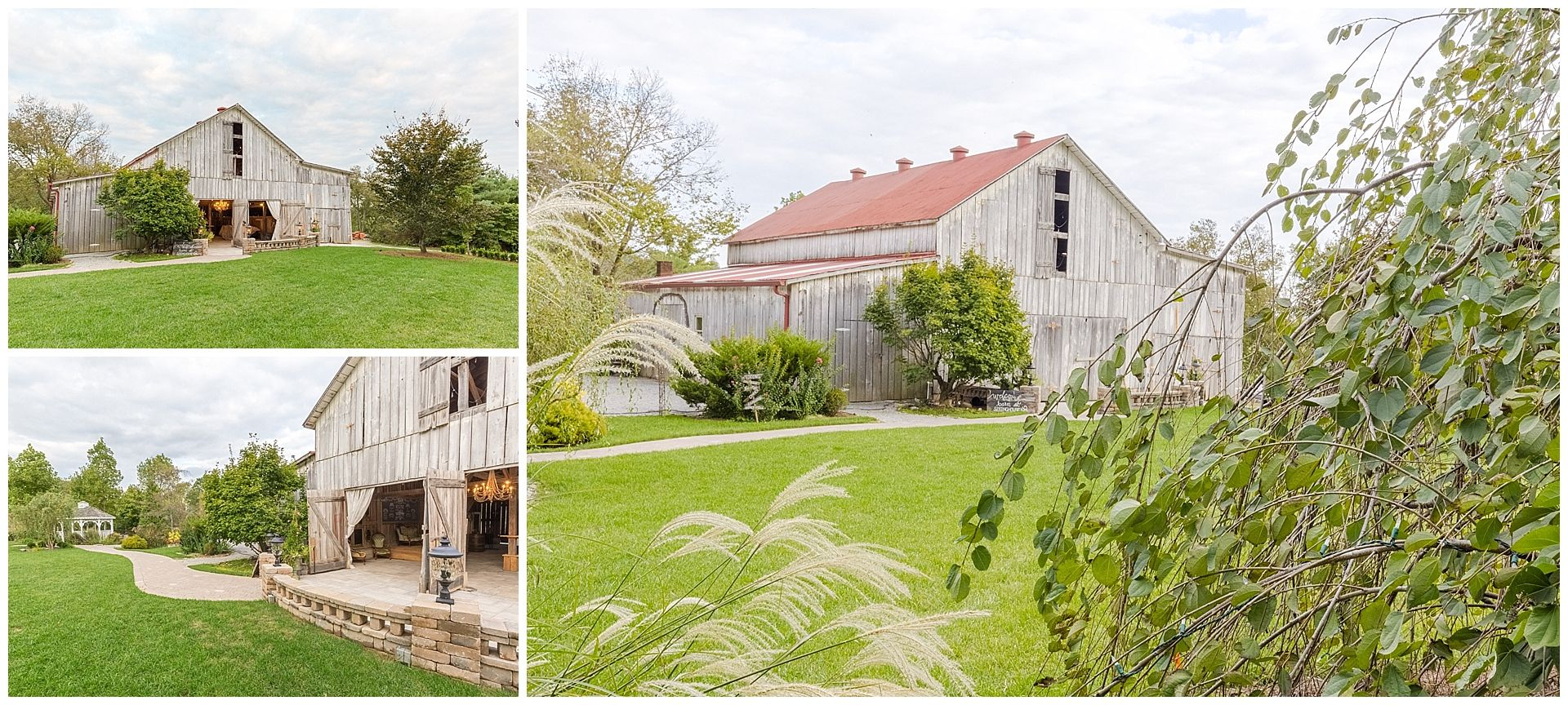 The Barn At Springhouse Gardens Wedding Venue In Nicholasville Ky Kentucky