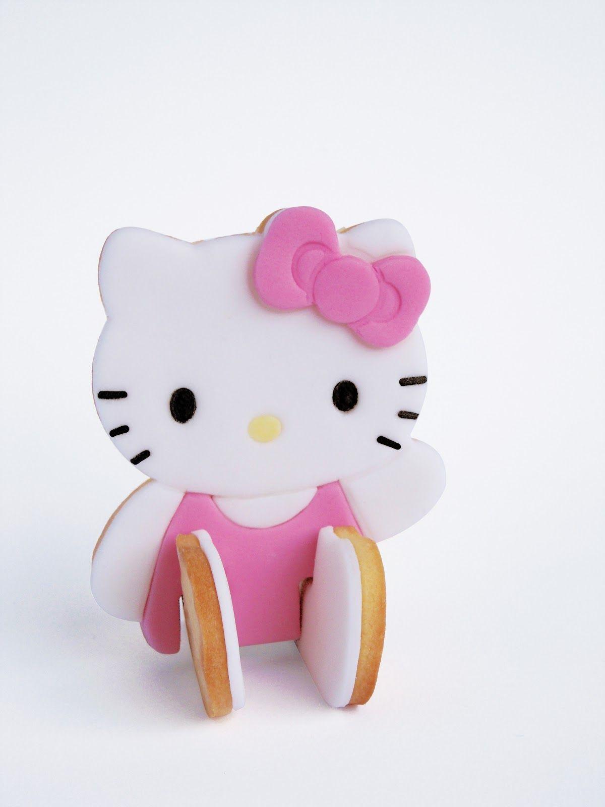 Maries Manor Hello Kitty: Peaceofcake ♥ Sweet Design: Hello Kitty Cookies • Bolachas