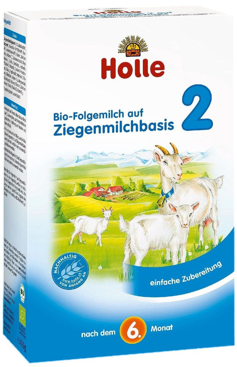 Holle Organic Goat Milk Baby Formula Stage 2 10 Pack In 2020 Goat Milk Baby Formula Goat Milk Formula Baby Food Containers