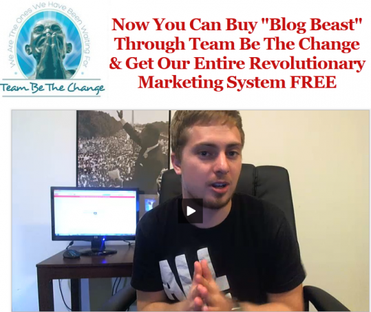 Empower Network - Team Be The Change Blog Beast Bonus package :-) We Have very few left so if you want to get these bonuses you need to act now.  Its a no brainer here anyone that has a business needs this platform!