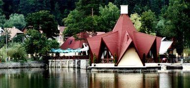 Tusnad en Transilvania - Rumania