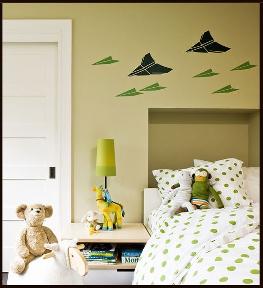 Green Kids Bedroom Ideas 3 Simple Design Ideas