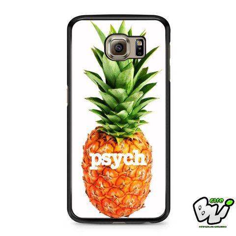 Tv Series Psych Pineapple Samsung Galaxy S7 Case