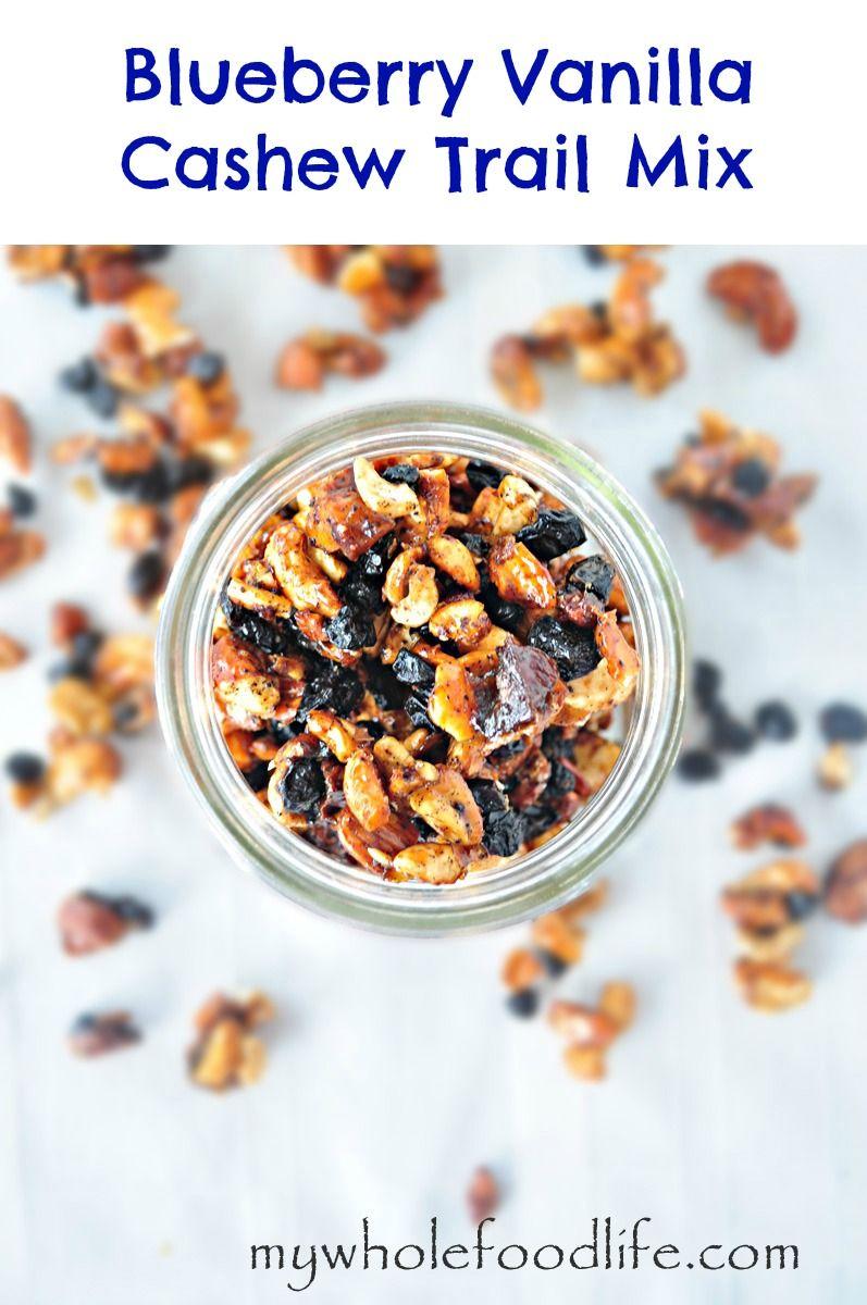 Blueberry Vanilla Cashew Trail Mix  http://www.brandnooz.de/products/seeberger-trail-mix