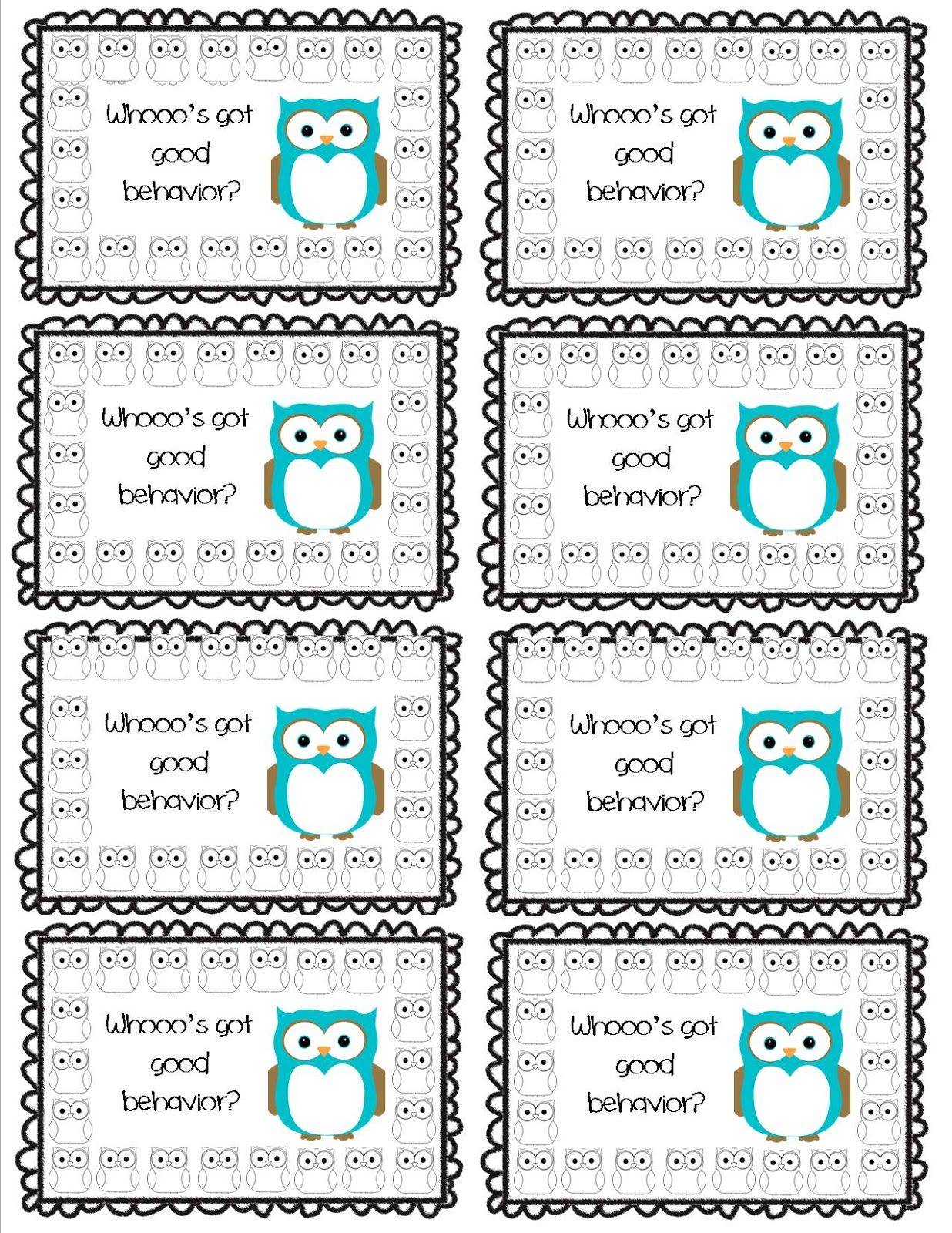 Keeping It Core Punch Cards And 2 Posts In 1 Day Giveaway Behavior Punch Cards Punch Cards Card Template