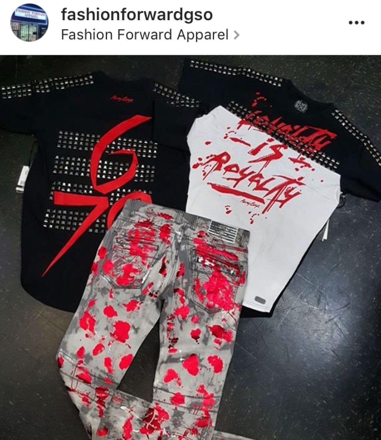 Laguna Beach Jean Co. Foil Print Moto Jeans at Fashion Forward Apparel ⚜ #rocktheoclifestyle