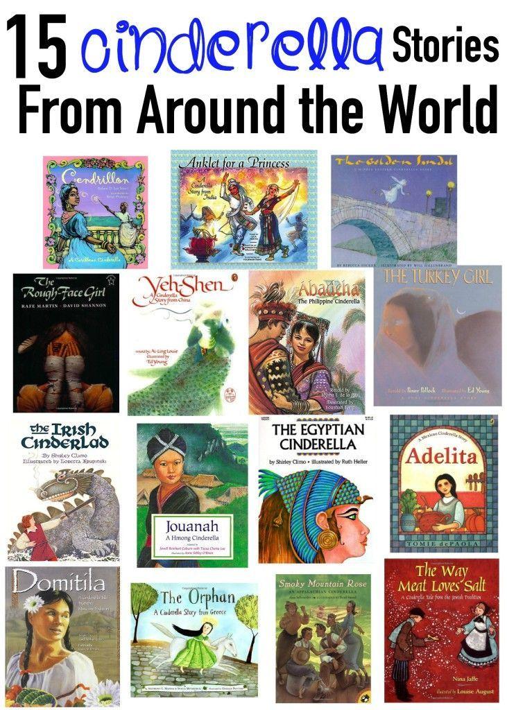 15 Cinderella Stories from Around the World | Literature ...