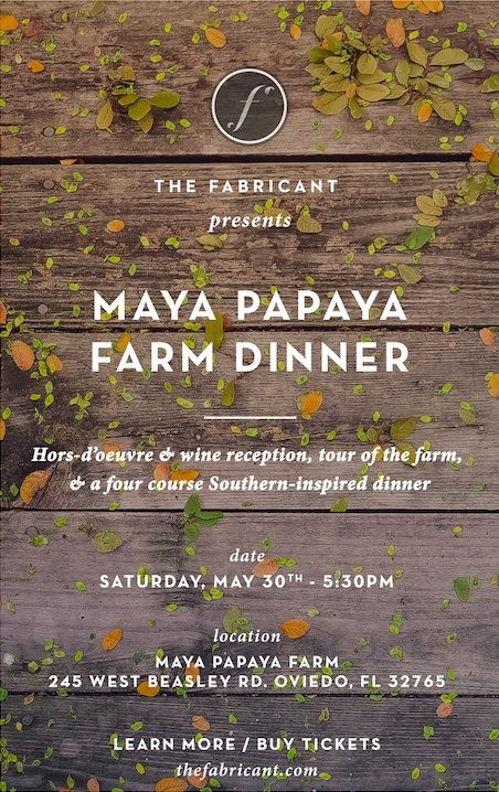 Image Result For Farm To Table Dinner Flyer  Coltivare Creative