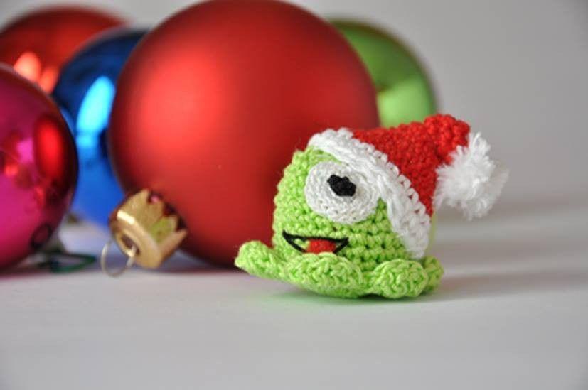 decorazioni Natale amigurumi