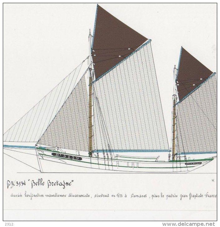 langoustier mauritanien de douarnenez ketch rigged trawler pinterest douarnenez permis. Black Bedroom Furniture Sets. Home Design Ideas