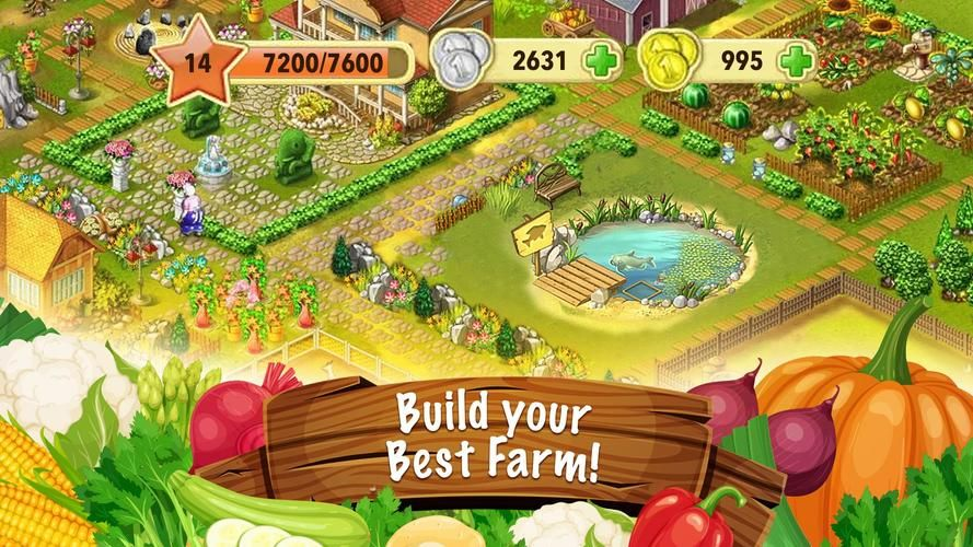 Download Jane S Farm Farming Game Grow Fruit Plants For Pc