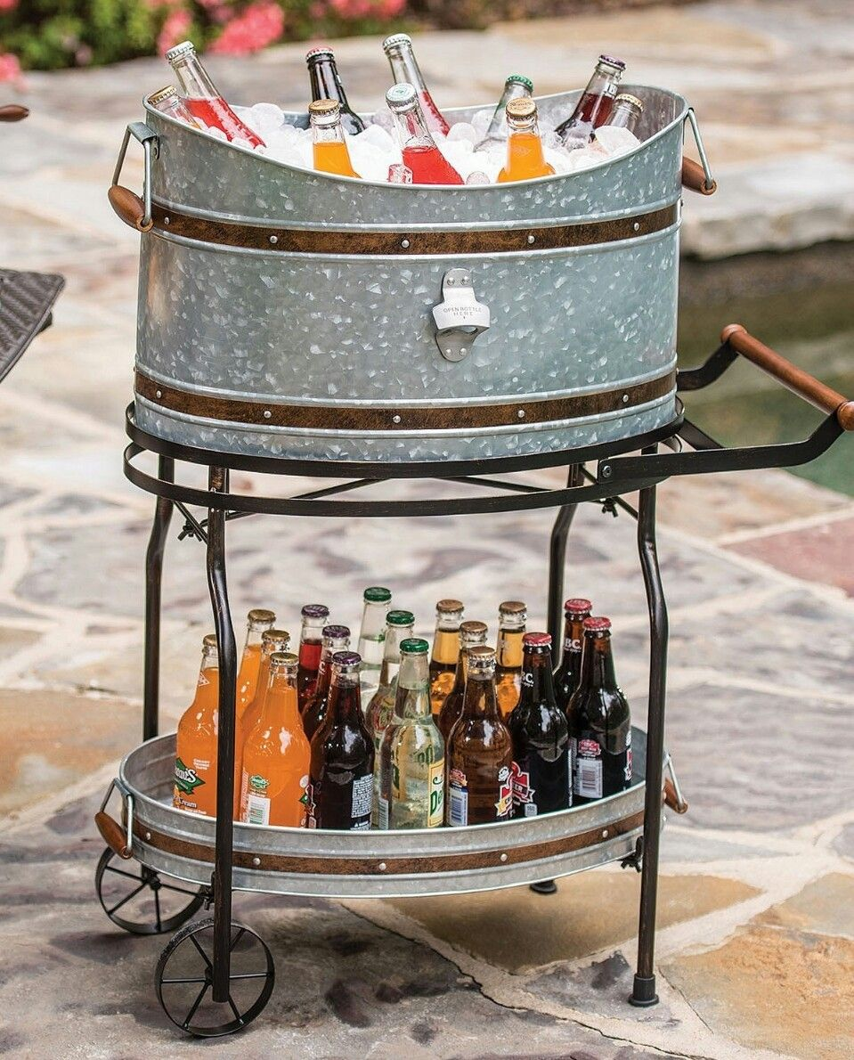 Pin by Teresa Clark on Shared Themes Beverage tub