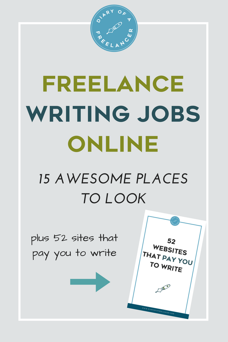 Freelance Writing Jobs Online: 15 Awesome Places To Look