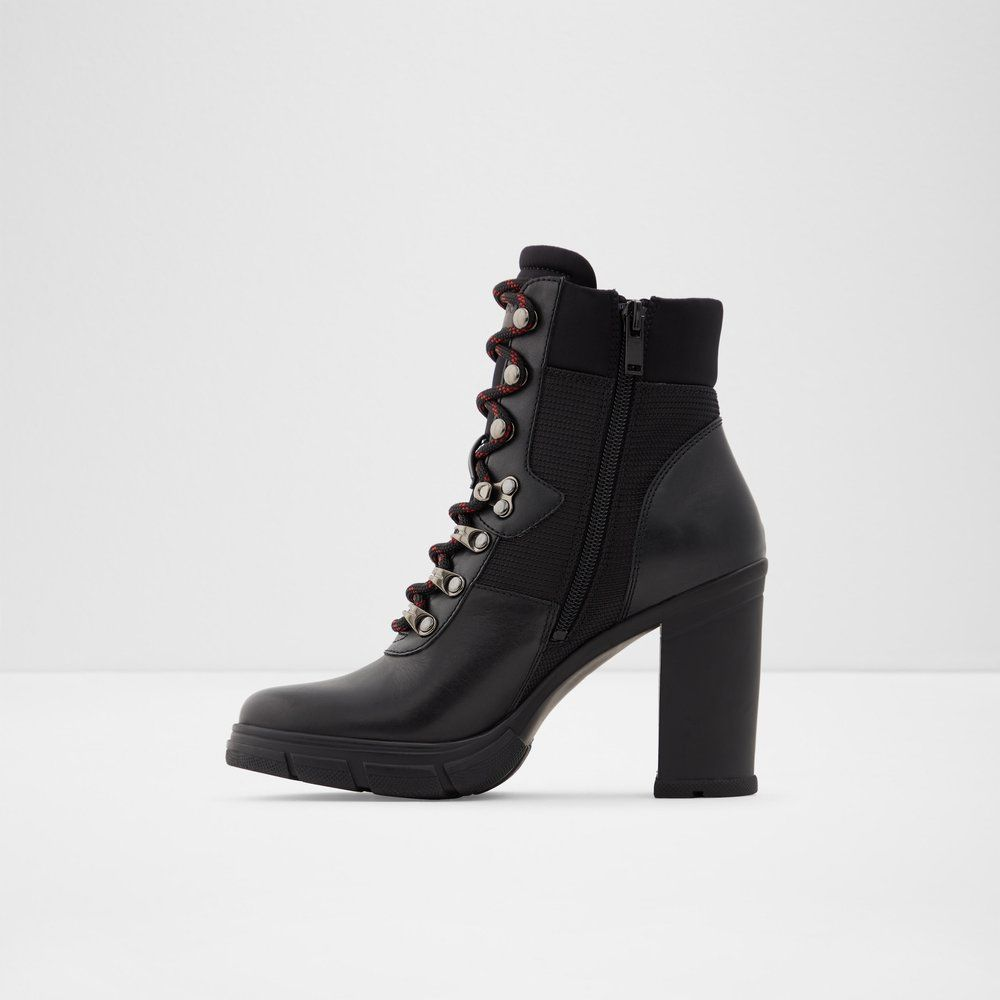 Tipula Black Women S Ankle Boots Aldo Us Boots Ankle Boots Womens Ankle Boots