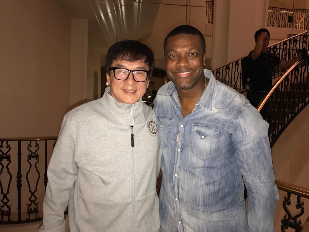 Are Jackie Chan And Chris Tucker Working On Rush Hour 4 It