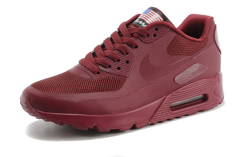 air max 90 hyperfuse american flag