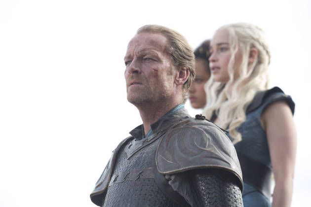 Game of Thrones Season 3, Episode 10: Jorah and Dany