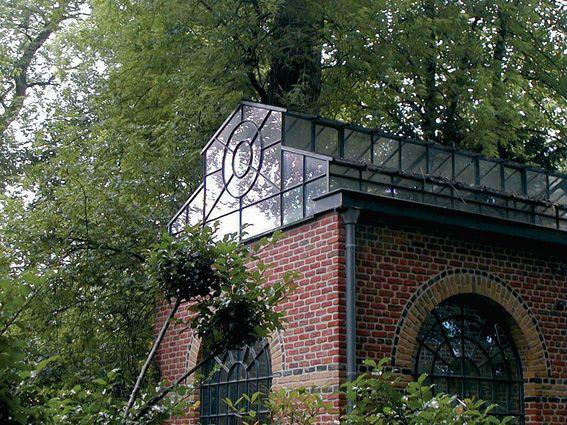 Retrosteel Serre Pinterest Serre, Hiver et Jardins - Brique De Verre Exterieur Isolation