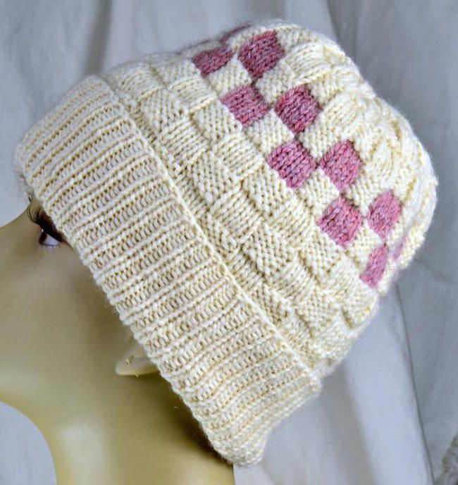 10 FREE Knitted Hat Patterns