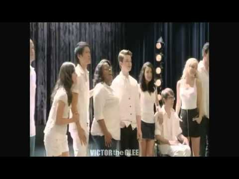 Glee - One Of Us (Full Performance) (Official Music Video)