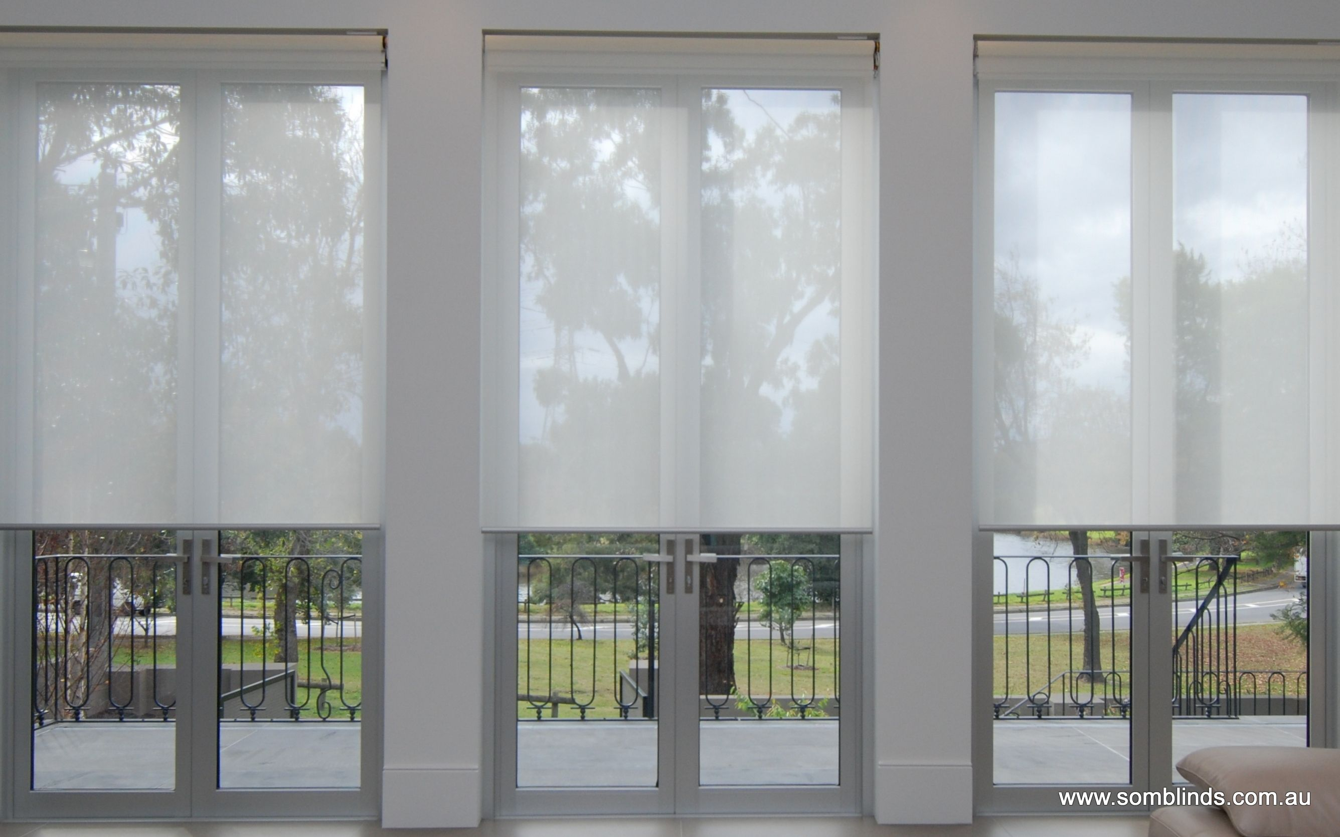 Motorised Blinds, SOM Blinds Melbourne www.somblinds.com.au ...
