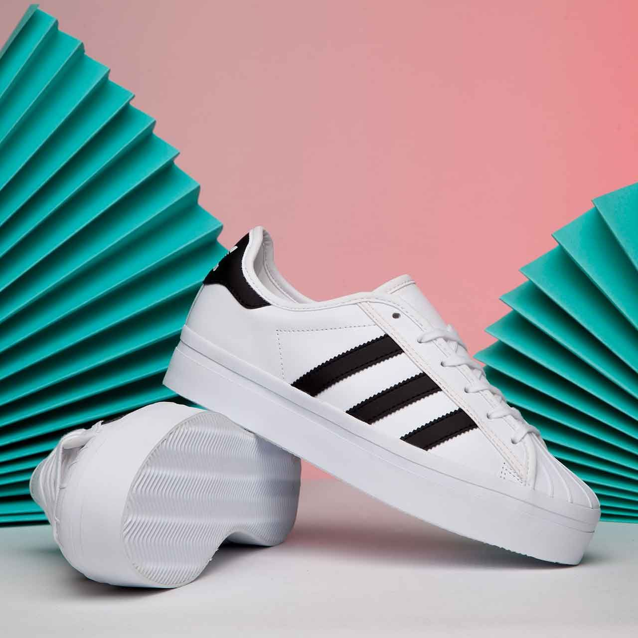 For the girls! The adidas Originals Womens Superstar Rize