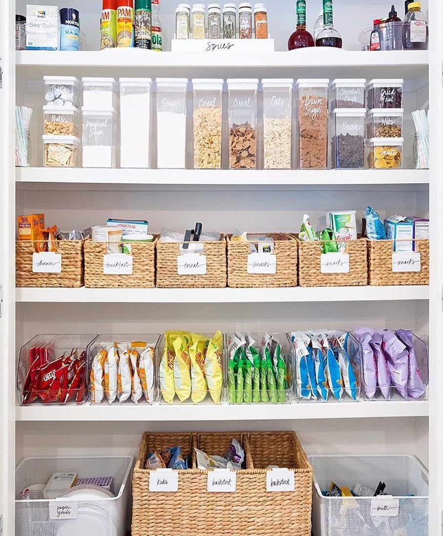 """Kitchen Organization For Baby Stuff: Michele, KonMari Consultant On Instagram: """"Does Your"""