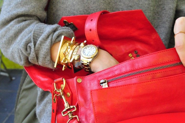 Man Repeller's Arm Party