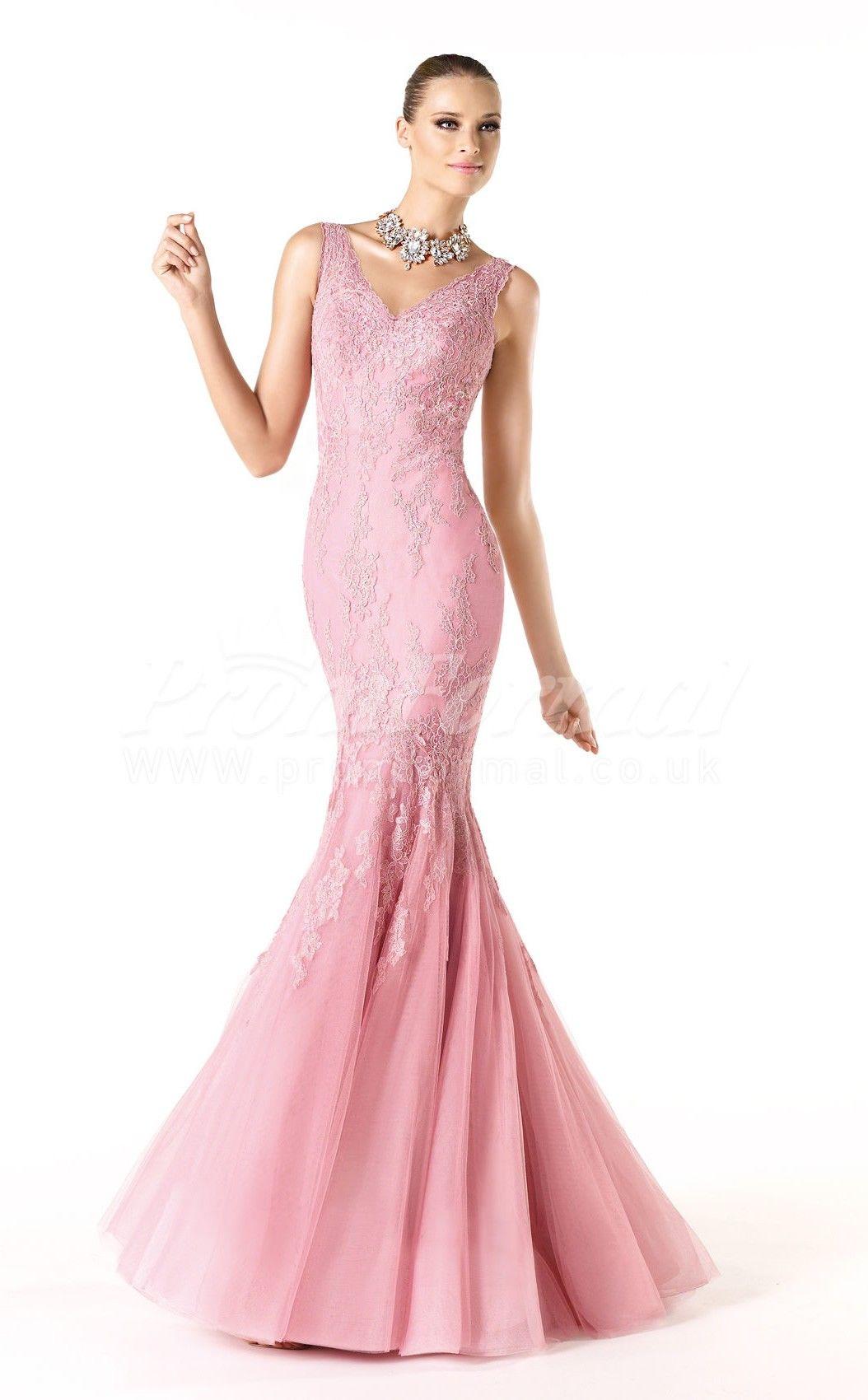 Blushing Pink lace prom dresses   {Matric Dance Dress Inspiration ...