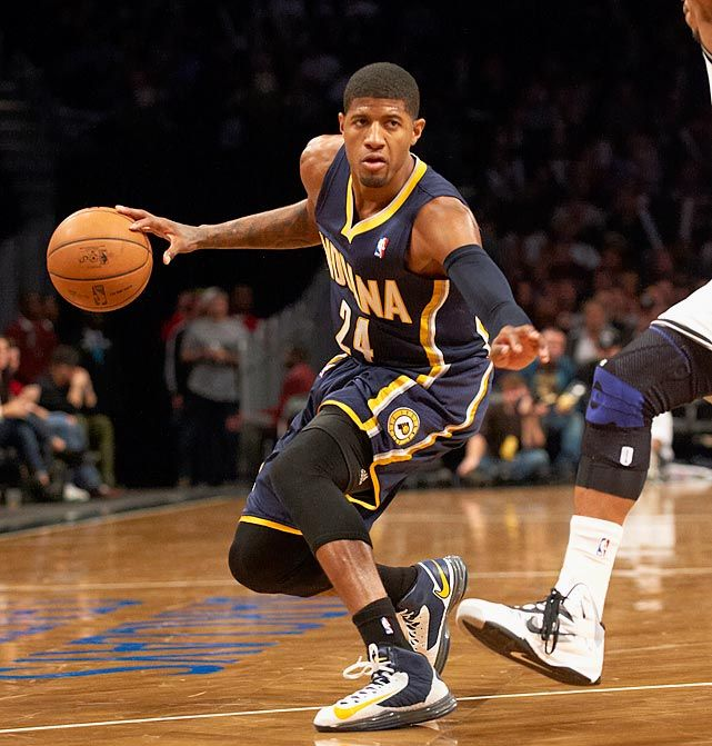 e1ed94a40e94 Paul George is absolutely a role model . No matter what team you re on it  doesn t matter you play to play