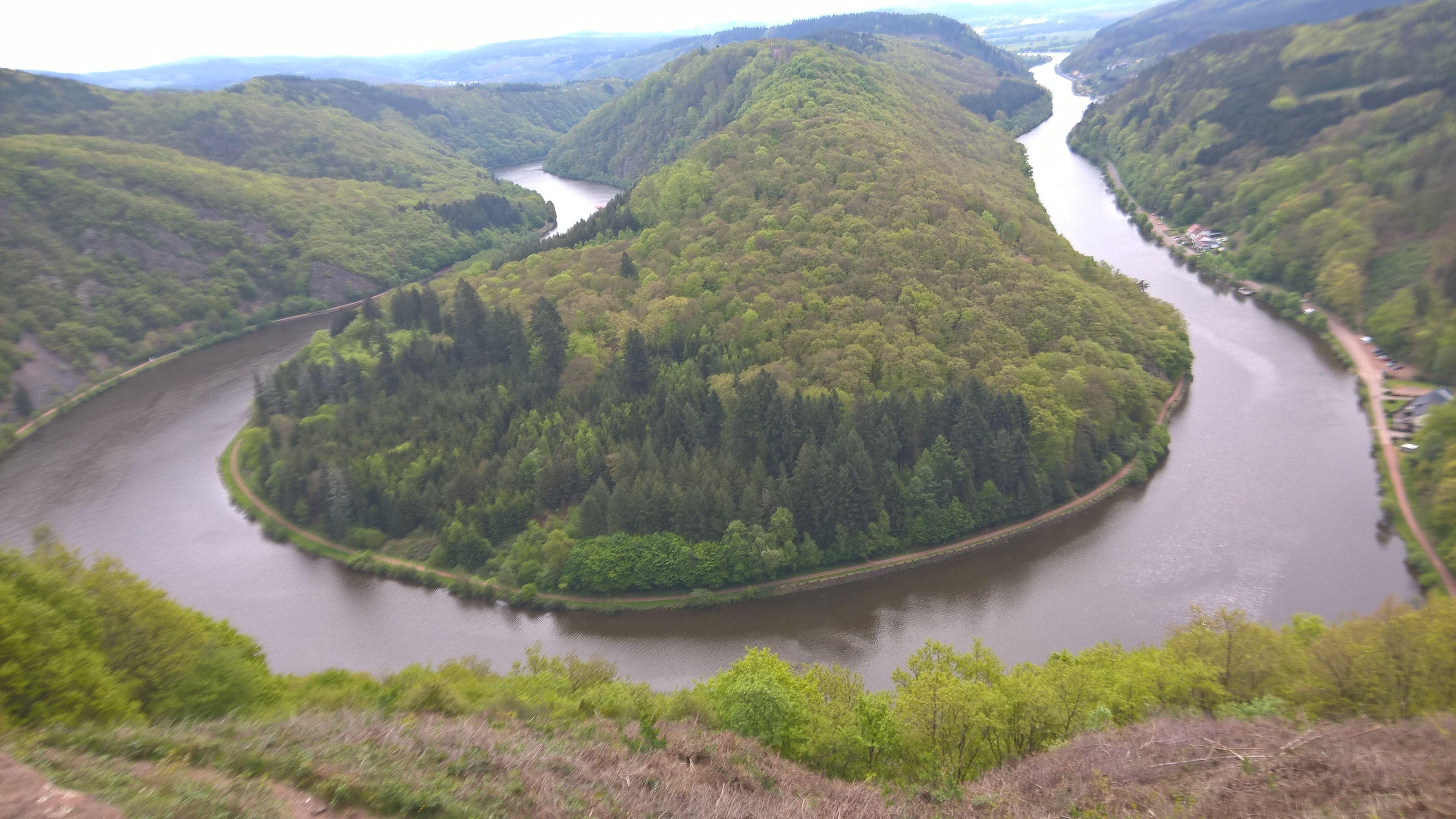 Cloef ist der Aussichtspunkt auf die Saarschleife in Orscholz, sehr schön 😊Cloef ist der Aussichtspunkt in Orscholz, sehr schön.