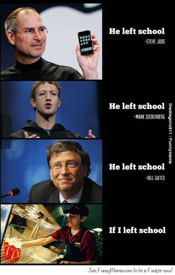 If I Left School Laugh Pinterest School, Memes and - jobs that are left