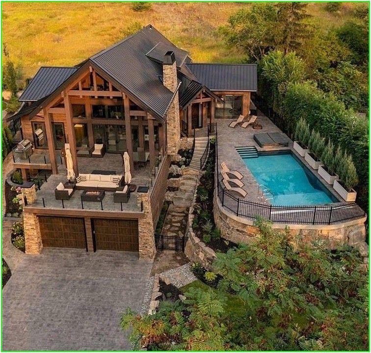 Photo of ✔45 + progettazione del paesaggio per piscine e suggerimenti per la progettazione del paesaggio